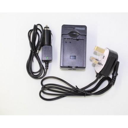 Promage EN-EL14 Battery Charger for Nikon D5500 D5300 D5200 D5100 D3200 D3400 D3300