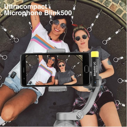Saramonic Blink 500 B5 Digital Wireless Omni Lavalier Microphone System for USB Type-C Devices (2.4 GHz)
