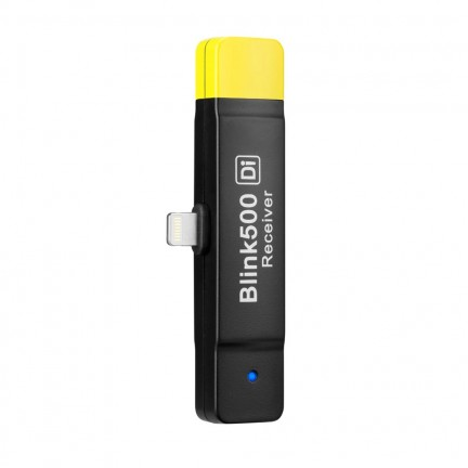 Blink 500 RXDi Dual-Channel Lightning Wireless Microphone Receiver for iPhone and iPad