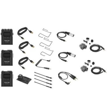 Saramonic UwMic9S Kit2 Wireless Microphone System