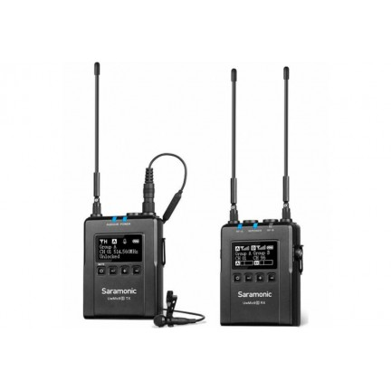 Saramonic UwMic9S Kit1 Wireless Microphone System