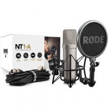 Rode NT1-A Studio Condenser Microphone Recording Package (NT1A)