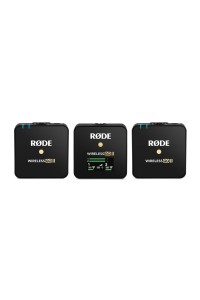 Rode Microphones Wireless GO II Dual-Channel Wireless Microphone System