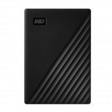 WD My Passport 4TB Portable Hard Drive