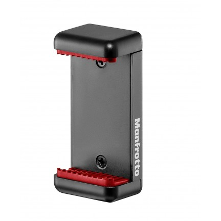 Manfrotto Universal Smartphone Clamp Black