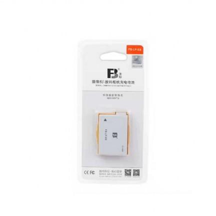 FB-LP-E8 digital camera battery lpe8 For Canon EOS 700D 650D 600D 550D X5 SLR camera