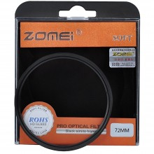 72mm ZOMEi Portrait Filter Soft Diffuser Effect Focus Filter Lens For Nikon Canon Sony Camera Lens