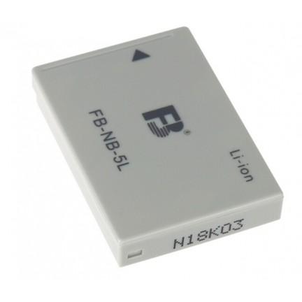 FB-NB-5L Camera Battery powershot S10 20 A5 camera battery