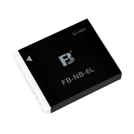 FB NB-6L Digital Camera lithium Battery For Canon IXUS 310 SX240 SX275 SX280 SX510 SX500 105 210 300 S90 S95