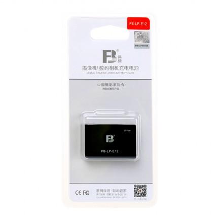 LP E12 Camera Battery for Canon EOS-M, EOS M2, EOS M10, EOS M50, EOS M50 Mark II, EOS M100, EOS M200, SX70 HS