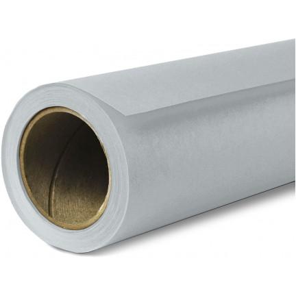 Background Paper Rolls 1.36 x 11m Slate Gray