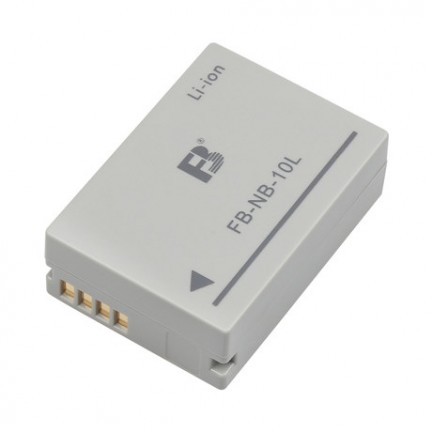 FB-NB-10L Battery Charger G3X G1X G16 SX40 SX50 SX60 NB10L
