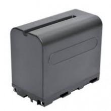 FB-NP-F970 Lithium-Ion Battery Pack (7.4V,6600mAh)