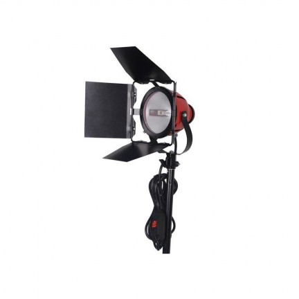 NICEFOTO 800W Red Head Light SPOTLIGHT with DIMMER for Studio Photography RDG-800