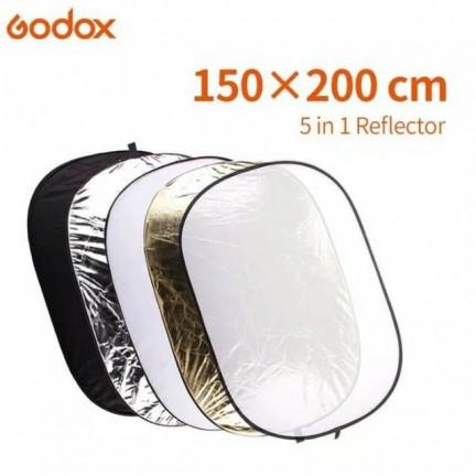 Godox 5-in-1 Reflector Board RFT-05 150x200cm