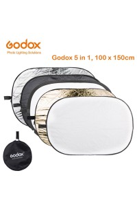 Godox 5-in-1 Reflector Board RFT-05 100x150cm