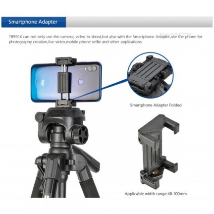 Benro T899 EX Tripod For Smartphones And Cameras
