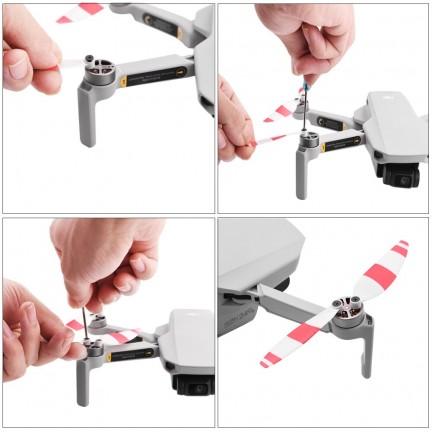 Mavic Mini 2 Quick-Release 4726F Propeller Drone Prop Blades for DJI Mavic Mini 2 Accessories