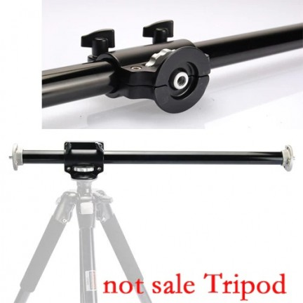Tripod Boom Cross Arm Camera Extension Arm Steeve --only selling one Cross Arm, others is references