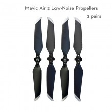 4 pairs 7238 Low Noise Props 7238F Propellers for DJI Mavic Air 2 Drone Accessories