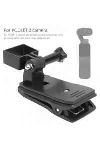 Backpack clip for DJI OSMO Pocket 2 Camera Accessories Expansion Chest clip
