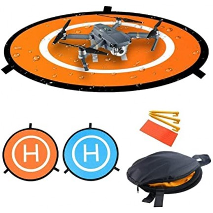 55cm FIMI X8 SE Landing Pad Drone Parking Apron Take Off Landing Station for Xiaomi DJI Mavic Drones Accessories