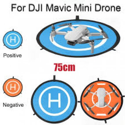 75cm FIMI X8 SE Landing Pad Drone Parking Apron Take Off Landing Station for Xiaomi DJI Mavic Drones Accessories