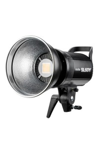 Godox SL-60Y Yellow Version LED Video Light Continuous Light Bowens Mount 3300K for Photography Studio Video Recording