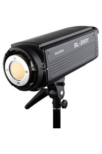 Godox SL-200Y LED Video Light Studio 3300K Yellow Version Continuous Lamp with Remote Control