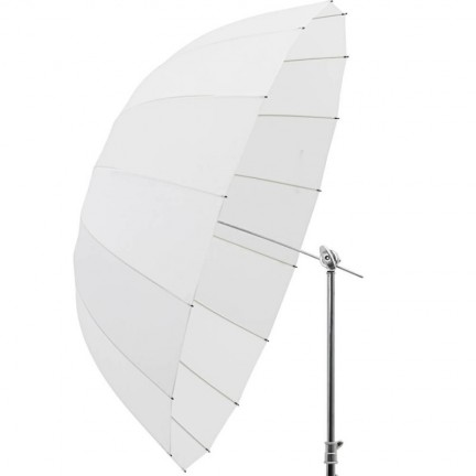 Godox UB-130D transparent parabolic umbrella