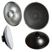 Aluminum Standard Photography 70cm silver Beauty Dish Reflector for Bowens Mount Studio Strobe Flash Light