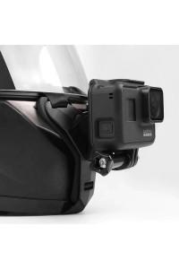 Full Face Helmet Chin Mount Holder for GoPro Hero 8 7 5 SJCAM