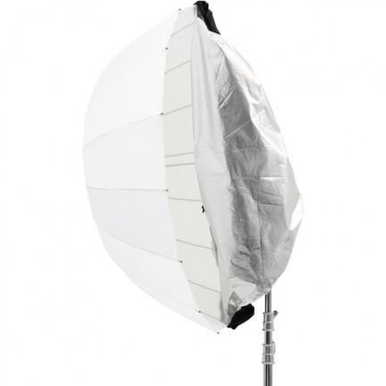 Godox DPU-130BS silver black reflective diffuser for umbrella