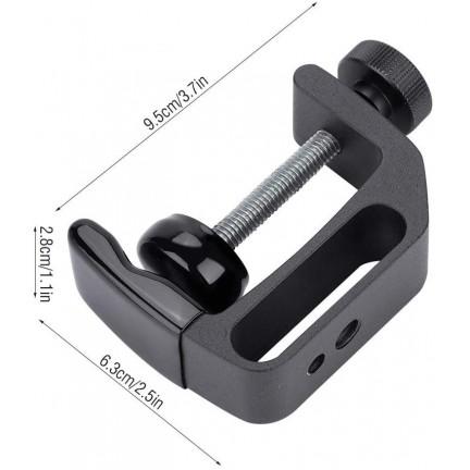Multi-function C Type Clamp Clip Mount Holder Bracket