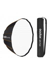 Godox QR-P120 120CM Quickly Release Parabolic Deep Softbox for Bowens Mount Studio Flash