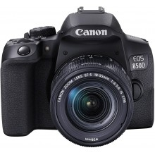 Canon EOS 850D DSLR Camera with 18-55mm Lens Kit