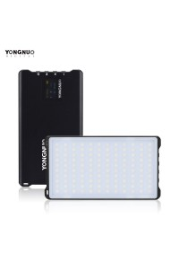 LED Lamp Yongnuo YN125 Black 3200-5600 K