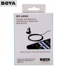 BOYA BY-LM10 Lavalier Microphone