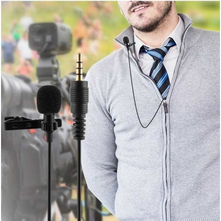 Candc U1 Microphone Proffessional Lavalier MIC