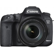CANON EOS 7D Mark II Camera EF-S18-135 IS USM Lens Kit