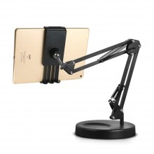 Foldable Long Arm Tablet Stand Holder