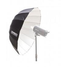 Jinbei Deep Umbrella White 130cm