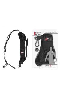 Focus F1 Quick Rapid Camera Single Shoulder Sling Black Strap