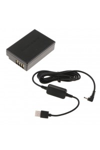 ACK-E17 Mobile Power Bank Charger USB Cable for Canon