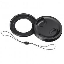 JJC Filter Adapter & Lens Cap Kit for Canon PowerShot G5X, G7X and G7X Mark II MARK III
