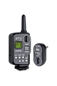 Godox XT-16 Wireless Power-Control Flash Trigger
