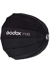 Godox P120L 120CM Deep Parabolic Bowens Mount Portable Softbox