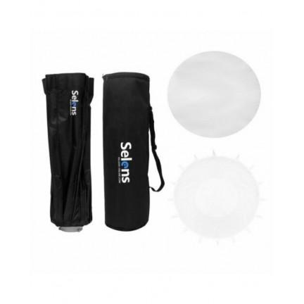 Selens 65CM Parabolic Umbrella Beauty Dish
