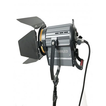 QIHE JSP-1000LED,100W LED Fresnel Light,Spotlight