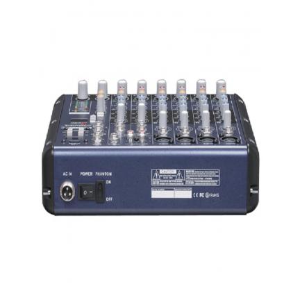 Mixer 8 Channel SMR8 SMR 8 Electro Sound